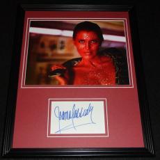 Joanna Cassidy Signed Framed 11x14 Photo Display Blade Runner B