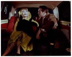 JOANNE WOODWARD HAND SIGNED 8x10 COLOR PHOTO+COA         WITH PAUL NEWMAN