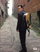 Joaquin Phoenix Signed Walk The Line 11x14 Photo *Johnny Cash PSA T79040