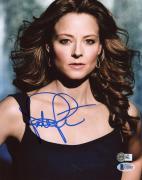 "Jodie Foster Autographed 8"" x 10"" Photograph - BAS"