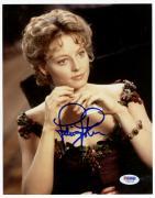 "Jodie Foster Autographed 8""x 10"" Maverick Playing Cards Photograph - PSA/DNA COA"