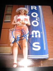JODIE FOSTER SIGNED AUTOGRAPH 8x10 TAXIDRIVER PROMO IN PERSON DENIRO RARE COA D