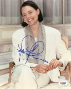 Jodie Foster Silence Of The Lambs Signed 8X10 Photo PSA/DNA #P43462