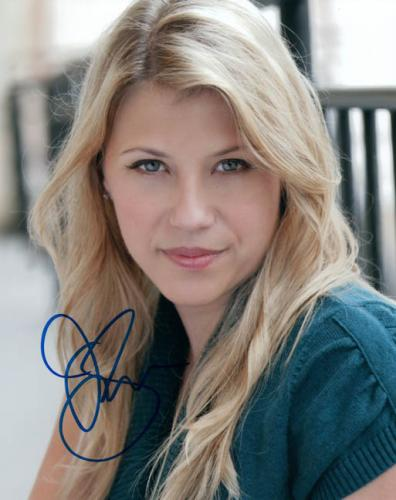 Jodie Sweetin Full House Autographed Signed Photo UACC RD AFTAL RACC TS