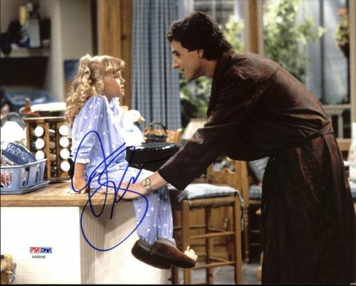 Jodie Sweetin Full House Signed 8X10 Photo PSA/DNA #AA86846