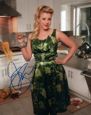 Jodie Sweetin Full House Signed Photo UACC RD AFTAL RACC TS