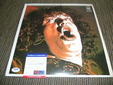 Joe Cocker With A Little Help IP Signed Autograph Album LP Record PSA Certified