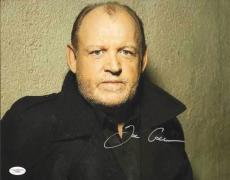 JOE COCKER (Woodstock)  signed 11x14  photo -JSA #F87904