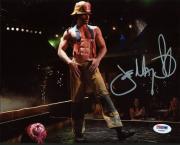 Joe Manganiello Magic Mike Signed 8X10 Photo PSA/DNA #Y45457
