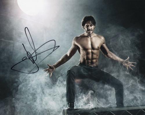 Joe Manganiello Magic Mike Spider Man Signed 8x10 Photo w/COA
