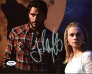 Joe Manganiello True Blood Signed 8X10 Photo Autographed PSA/DNA ITP