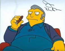 Joe Mantegna autographed 8x10 photo (The Simpsons, Fat Tony, Mafia) Image #1