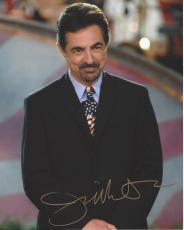 """JOE MANTEGNA - Well Known in BOX OFFICE HITS """"THREE AMIGOS"""", """"THE GODFATHER PART 3"""" and """"FORGET PARIS"""" Signed 8x10 Color Photo"""