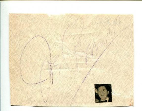 Hearty Channing Tatum Signed G.i Joe Photo W/ Hologram Coa Magic Mike Entertainment Memorabilia Autographs-original