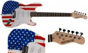 Joe Perry Autographed Aerosmith USA Electric Guitar - JSA LOA