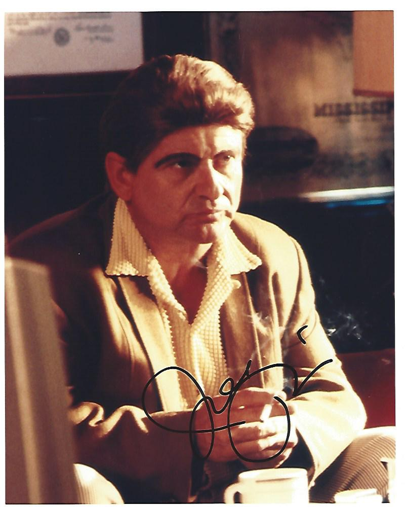 Joe Pesci As David Ferrie In 1991 Movie Quot Jfk Quot Signed 8x10