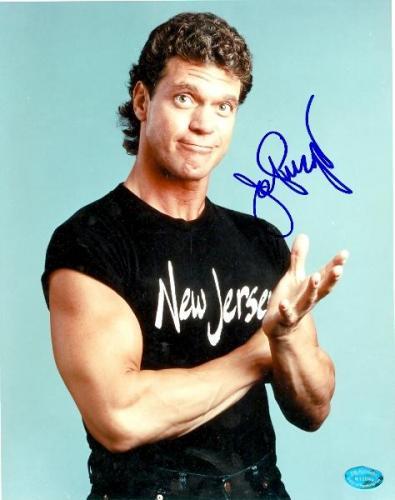 Joe Piscopo autographed 8x10 photo (Saturday Night Live)