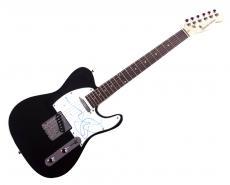 Joe Satriani Autographed Signed Tele Guitar Uacc Rd Coa AFTAL