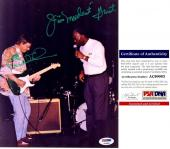 Joe Walsh and Jim Mudcat Grant Signed - Autographed 8x10 inch Photo with PSA/DNA Certificate of Authenticity (COA)