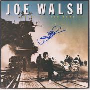 Joe Walsh Autographed You Bought It You Name It Album - JSA