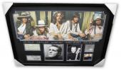 Joe Walsh Don Felder Glenn Frey Don Henley Meisner Band Signed Auto Eagles JSA