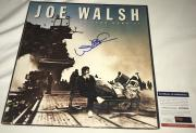 Joe Walsh Signed   Autographed You Bought it You Name it Album   LP - PSA DNA Certified