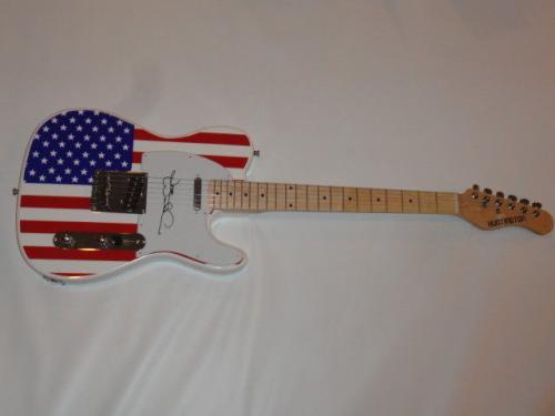 Joe Walsh Signed Usa Telecaster Electric Guitar The Eagles Very Rare Jsa Loa