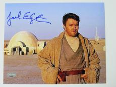 Joel Edgerton Signed Star Wars Authentic Autographed 8x10 Photo PSA/DNA #J64587