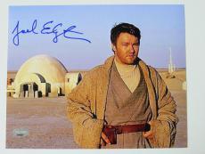 Joel Edgerton Signed Star Wars Authentic Autographed 8x10 Photo PSA/DNA #J64587
