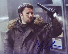 JOEL EDGERTON signed *THE THING* 8X10 photo W/COA #1