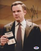 Joel McHale SIGNED 8x10 Photo The Great Indoors Community PSA/DNA AUTOGRAPHED