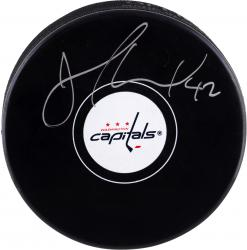 Joel Ward Washington Capitals Autographed Hockey Puck