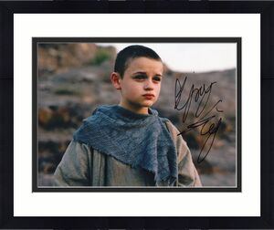 Joey King The Dark Knight Rises Signed 8x10 Photo w/COA #2