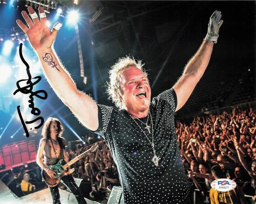 Joey Kramer signed 8x10 photo PSA/DNA Autographed Aerosmith