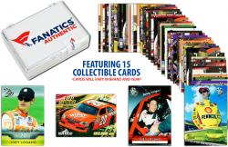 Joey Logano Nascar Collectible 15 Card Lot