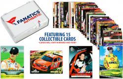 Joey Logano Nascar Collectible 15 Card Lot
