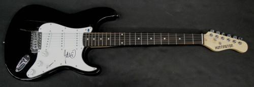John 5 Hand Signed Autographed Electric Guitar Rob Zombie Rocker JSA S37891