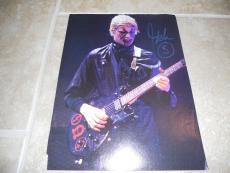 "John 5 Rob Zombie Signed Autographed 8"" x 11"" Magazine Photo PSA Guaranteed"
