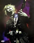 JOHN 5 SIGNED AUTOGRAPHED 11x14 PHOTO GUITAR MARILYN MANSON ROB ZOMBIE PSA/DNA