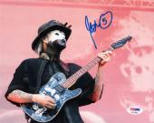 JOHN 5 SIGNED AUTOGRAPHED 8x10 PHOTO GUITARIST MARILYN MANSON ROB ZOMBIE PSA/DNA
