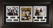Blues Brothers John Belushi & Aykroyd Signed Movie Displ