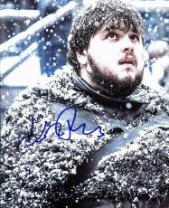 John Bradley Game Of Thrones Signed 8X10 Photo PSA/DNA #AB79619