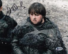 John Bradley Signed Game Of Thrones 8x10 Photo Autographed Beckett BAS #B19100