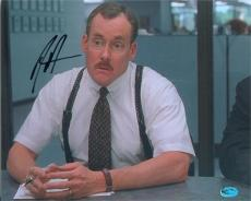 office space memorabilia. John C McGinley Autographed 8x10 Photo (Office Space Bob Slydell) Image #SC3 Office Memorabilia