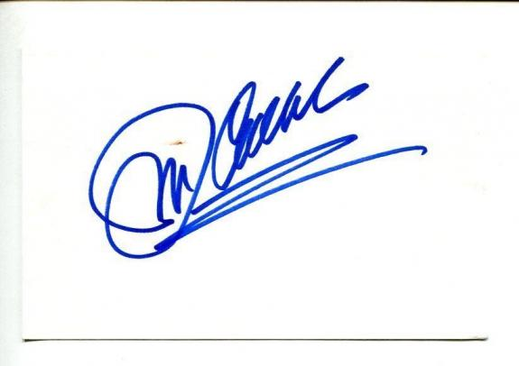 John Callahan All My Children Falcon Crest Days of Our Lives Signed Autograph