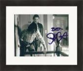 John Carpenter autographed 8x10 Photo (Halloween Jason Voorhees) #SC4 Matted & Framed