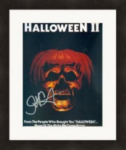 John Carpenter autographed 8x10 photo (Horror Director Michael Myers Halloween) #SC9 Matted & Framed