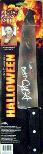 John Carpenter autographed Toy Knife Director Halloween Movies Horror