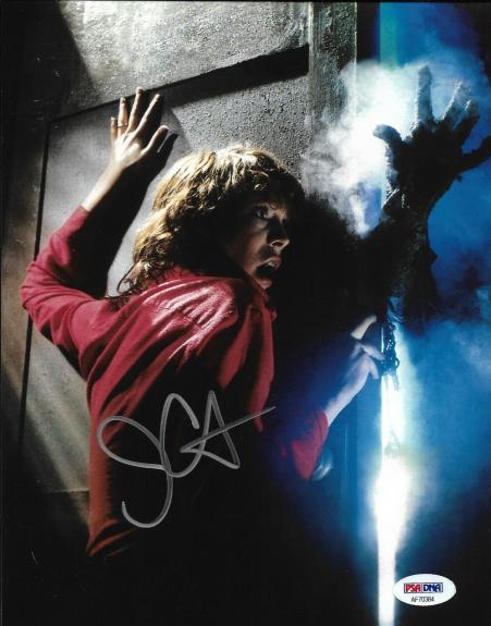 John Carpenter Halloween Horror Director Signed 8x10 Auto Photo PSA/DNA COA (C)