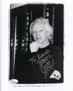 JOHN CARPENTER HAND SIGNED 8x10 PHOTO         HALLOWEEN    TO DAVID          JSA